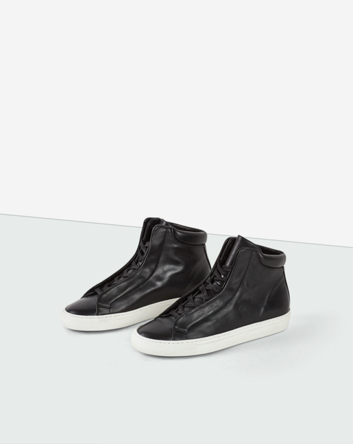 Elina High Sneaker Black