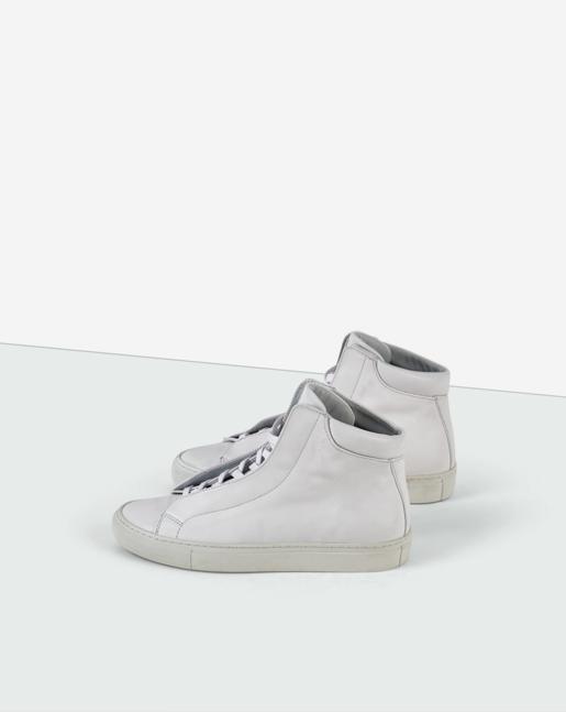 Elina High Sneaker White