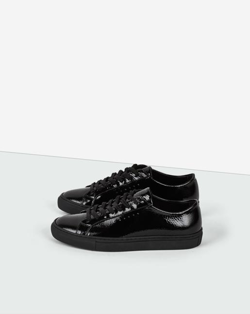 Kate Sneaker Black Patent