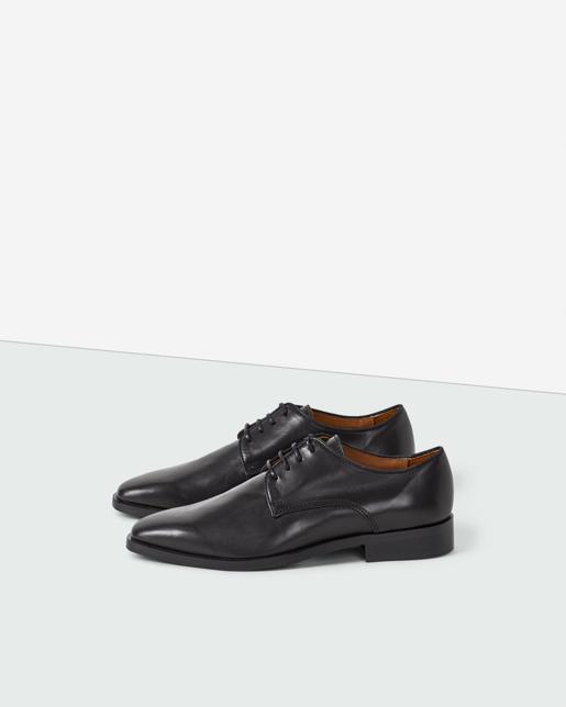 Codie Laced Shoe Black