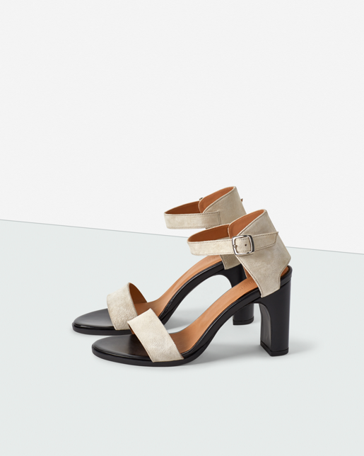 Lacey High Sandal Sand