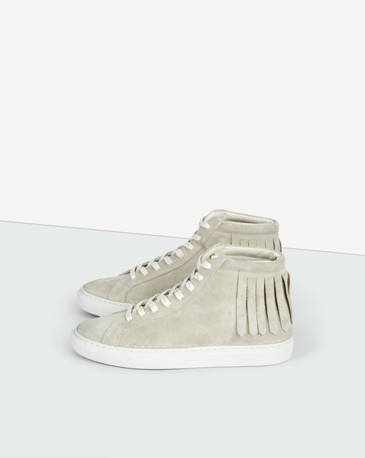 Kate High Fringe Sneaker Air