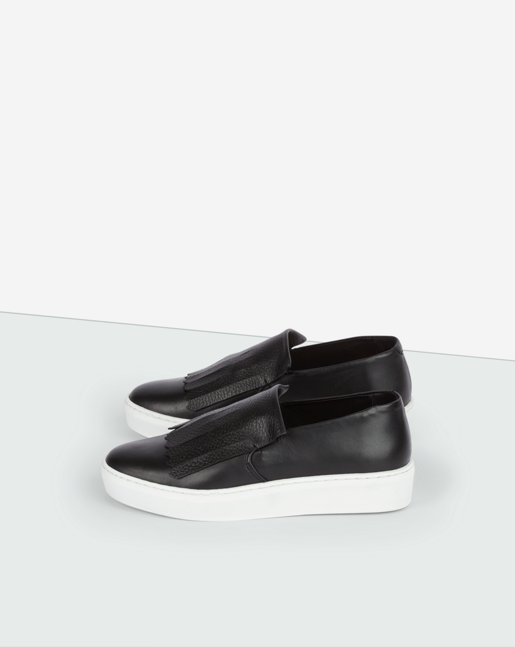 Ally Slip-on Shoe Black
