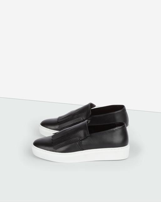 Ally Slip-on Shoe Black