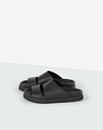 Brea Sporty Sandal Black