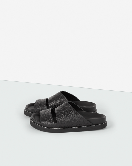 Brea Sporty Sandal Black