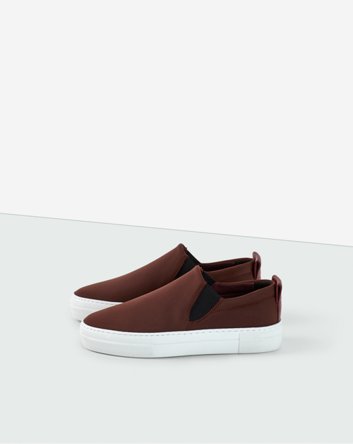 Brooke Slip On bordeaux