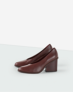Angie Pump Bordeaux