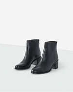 Nicky Zip Boot Black