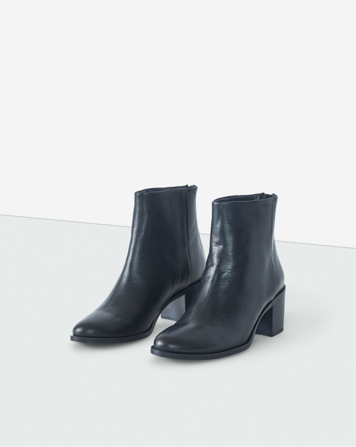 Nicky Zip Boot Navy