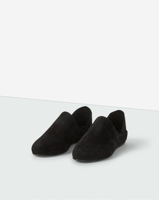 Alegra Sloppy Loafer Black