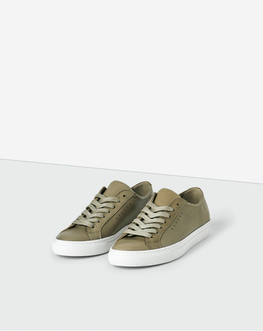 Kate Sneaker Khaki Green