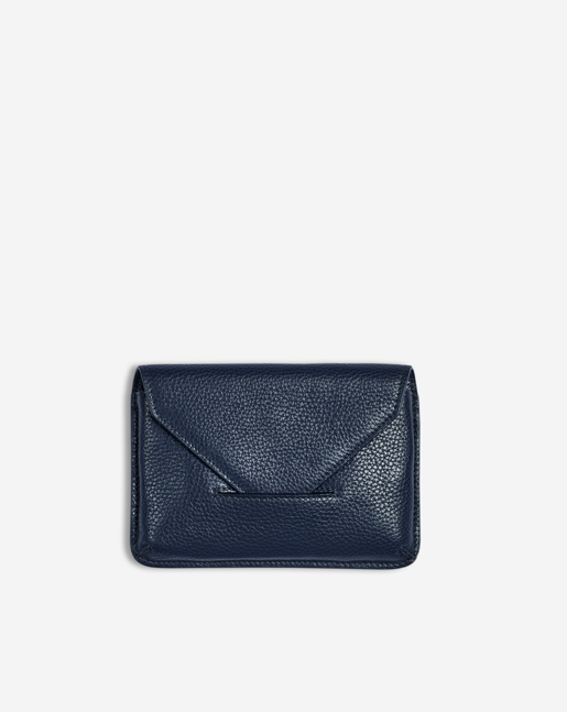 Tyra Purse Grain Navy
