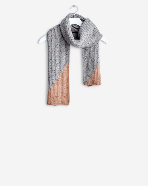 Cashmere Tweed Scarf