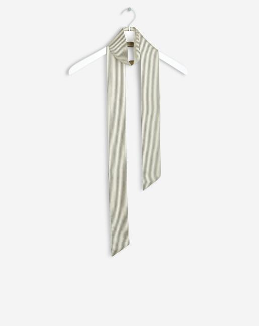 Stripe Tie Scarf
