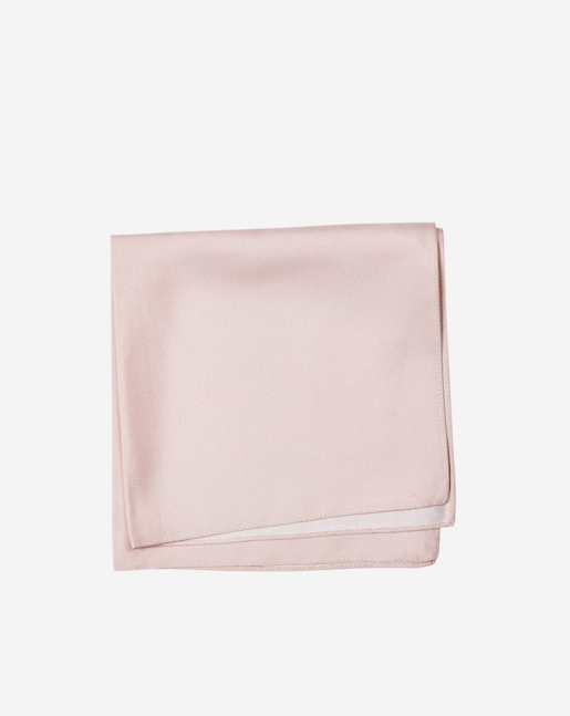 Silk Neckerchief Tearose