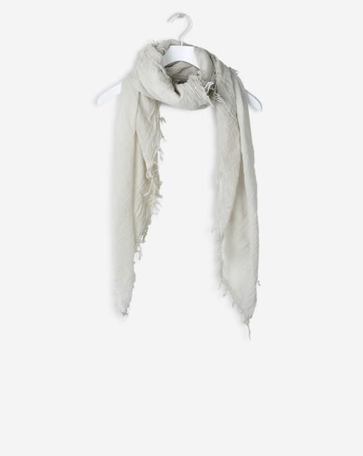 Cotton Crinkle Scarf