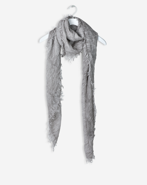 Modal Linen Scarf Mineral