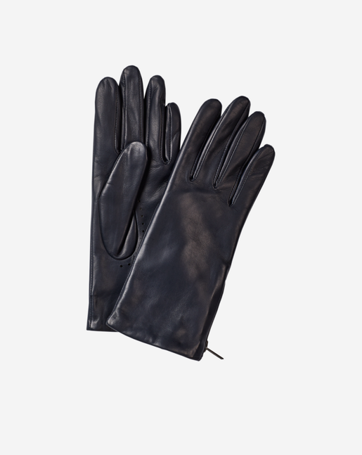 Zip Glove Navy