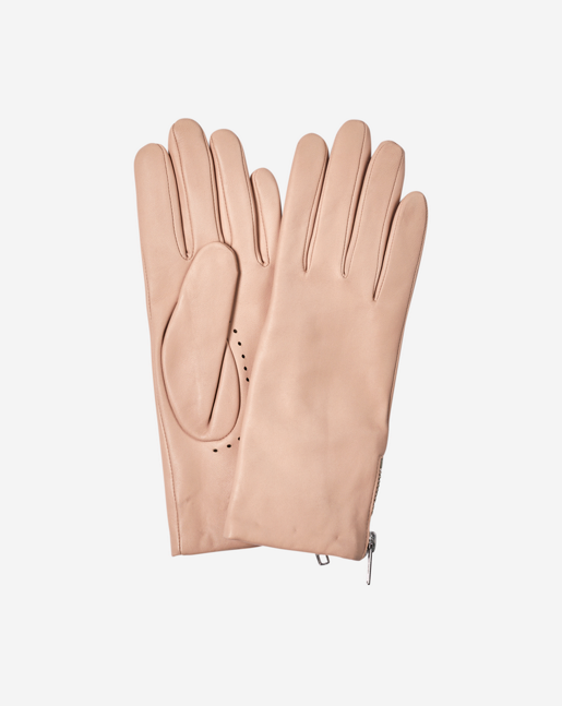 Zip Glove Tearose