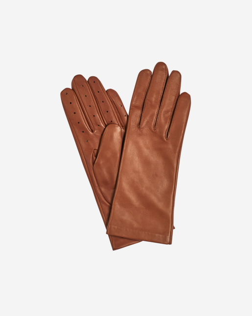 Perforated Glove Brandy