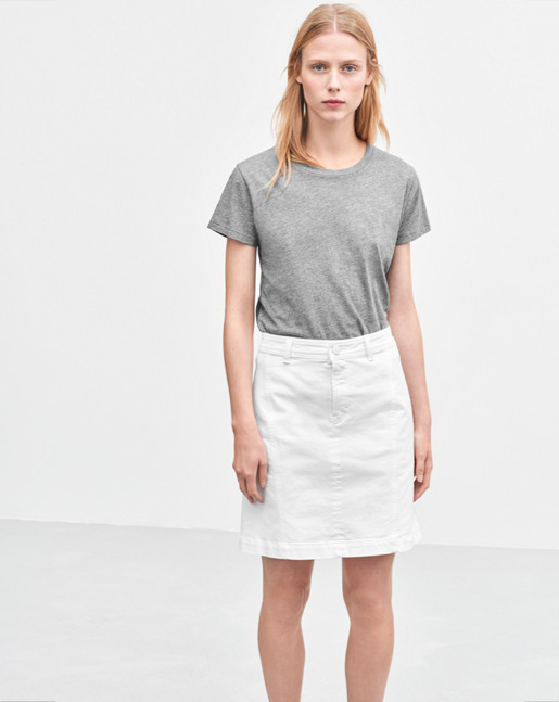 Cotton Tee Grey