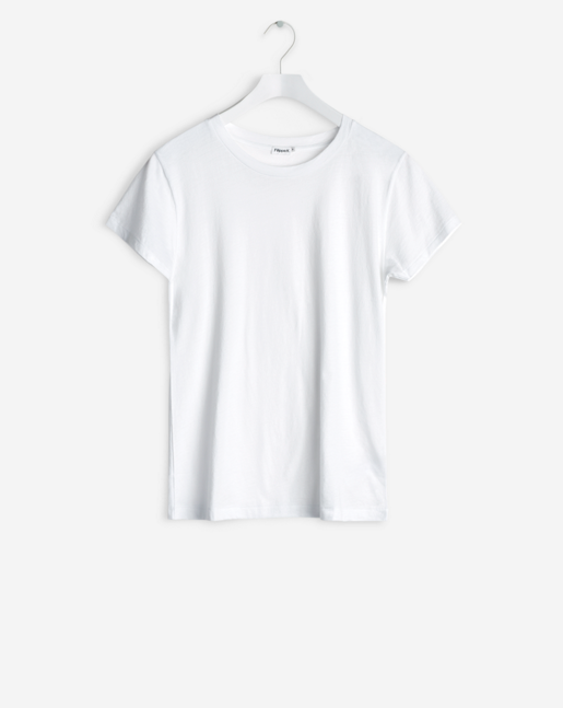 Cotton Tee White