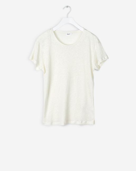 Linen T-shirt Navajo