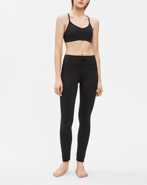 Yoga Bra Top Black