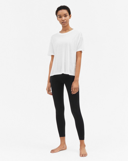 Relaxed Tee White
