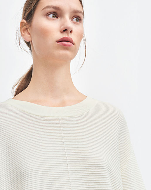 Oversized Pullover →
