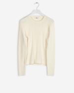 Rib Cotton Pullover Navajo