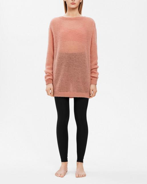 Maxi Mohair Sweater Sherbert