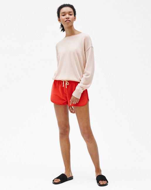 Cashmere Sweater Tearose