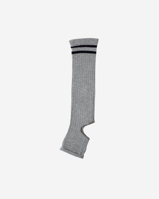 Legwarmer Grey Mel