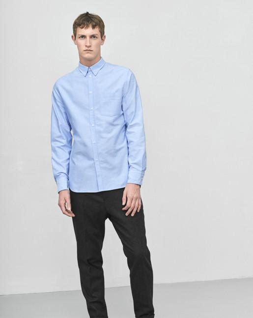 Paul Oxford Shirt Light Blue