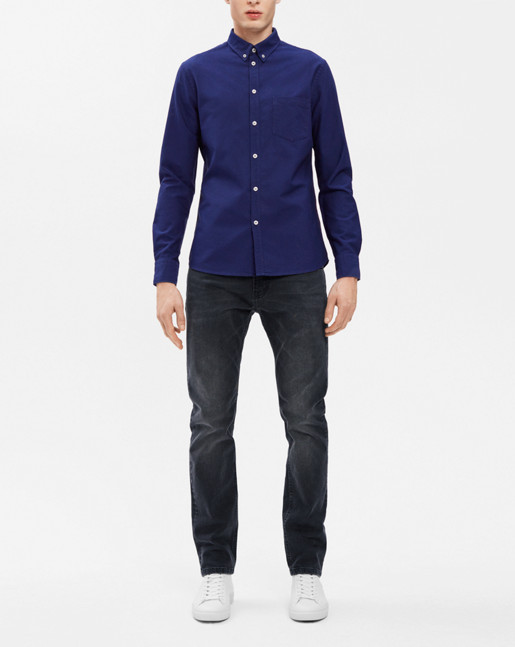Paul Oxford Shirt Shore/Deep