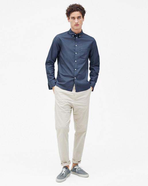 Paul Oxford Shirt Pacific