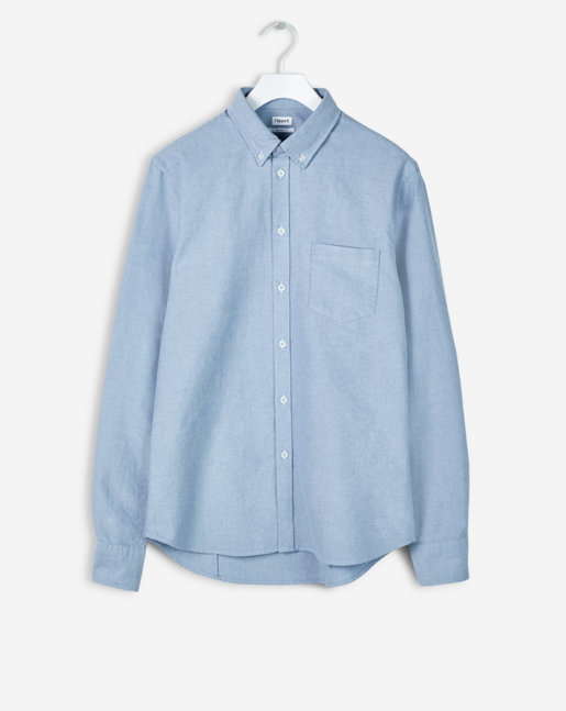 Paul Oxford Shirt Skyway/Coastal