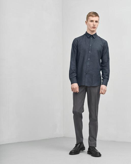 Pierre Flannel Shirt