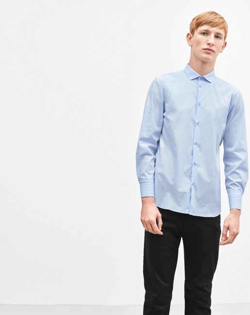 Paul Cut Away Stretch Shirt