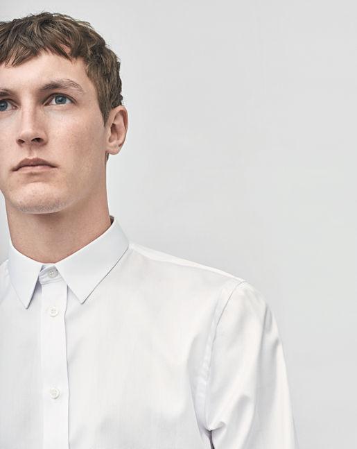 Pierre Twill Shirt →