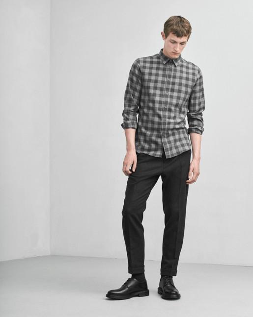 Pierre Gingham Shirt