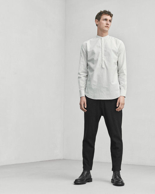 Peter Light Cotton Shirt