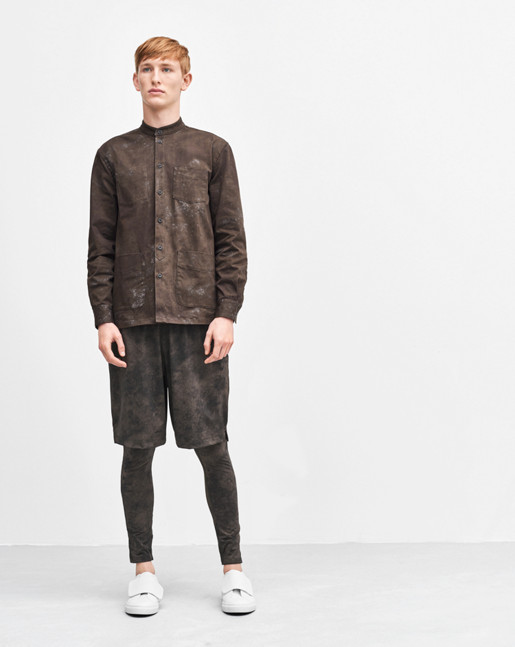 Lavy Camo Shirt