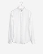 Pierre Linen Shirt White