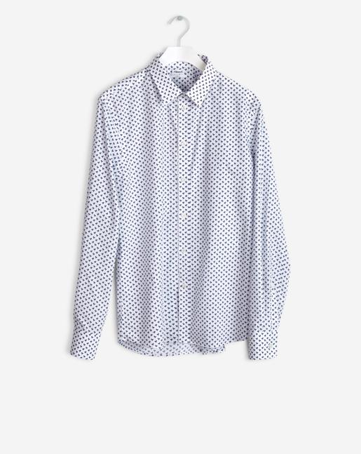 Pierre Flower Shirt