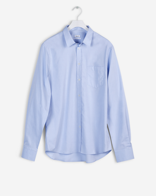 Pierre Pocket Shirt Light Blue