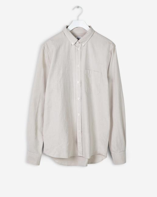 Pierre Casual Shirt Light Beige