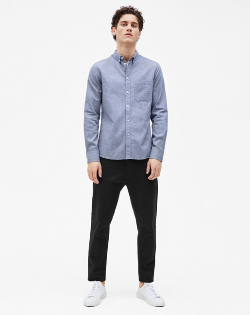 Pierre Casual Shirt Pacific